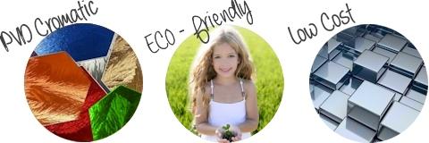 Cromatura ecologica PVD